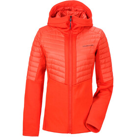DIDRIKSONS Annema Jacket Women, poppy red
